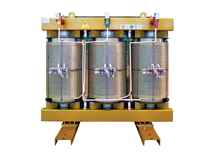 SG(B)11 series non-encapsulated H class dry type power transformer